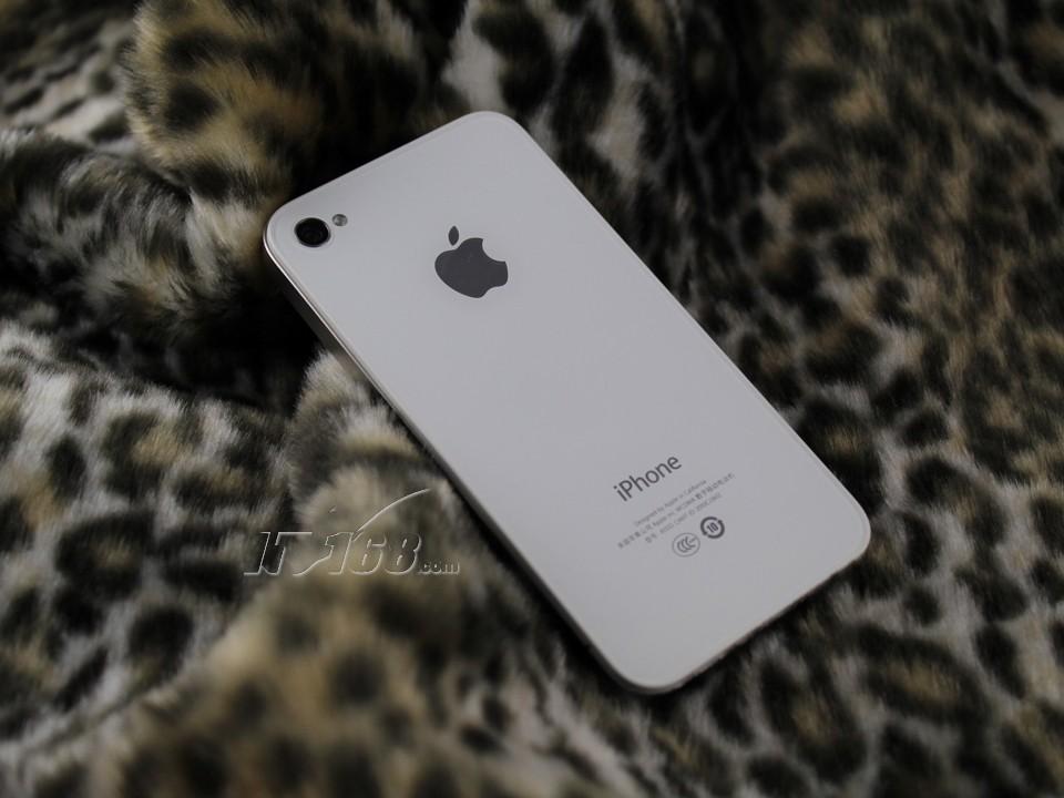 苹果iphone4 32g 国行(白色版)美图图片7素材-it168