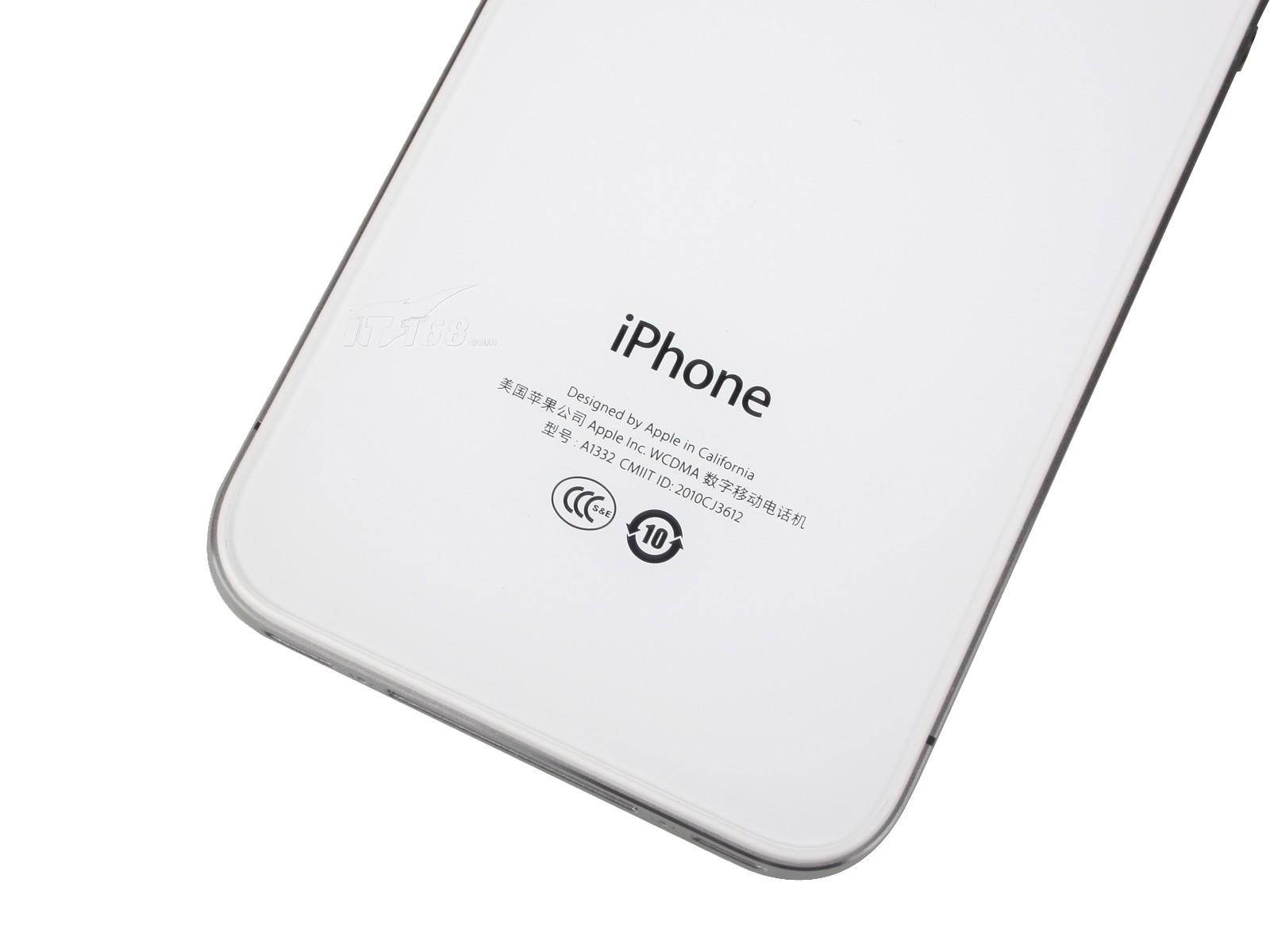 白色iphone416416g(型号版)背面苹果图片素材-it小米手机丢挂失图片