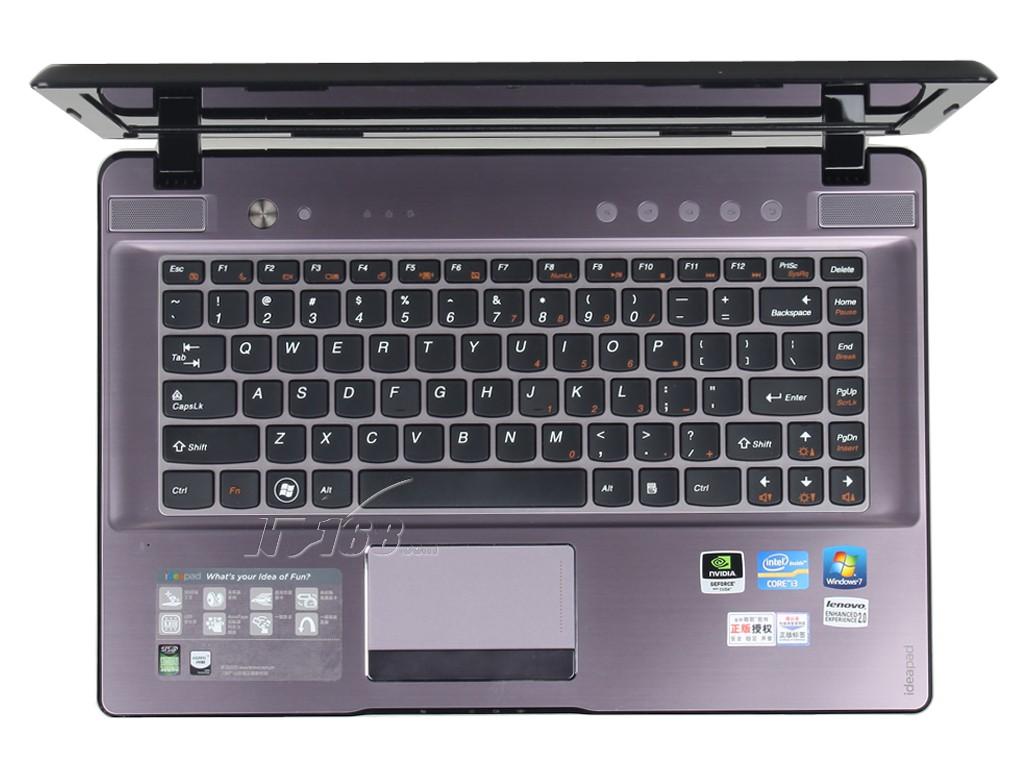IdeaPad Z470A ITH IT168
