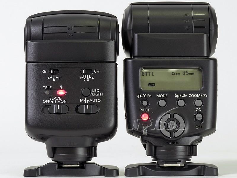 佳能320ex闪光灯/手柄产品图片23素材-it168闪光灯