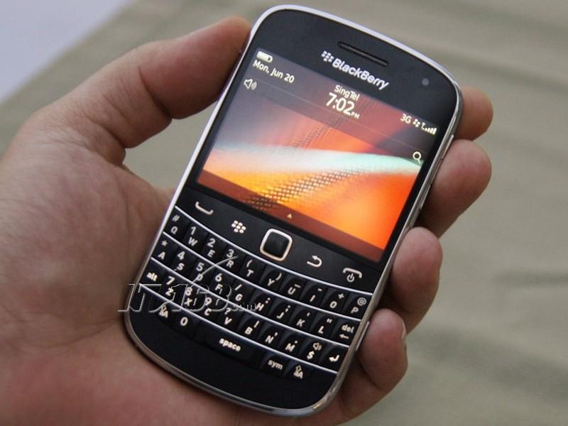 黑莓bold 9900 手机产品图片17