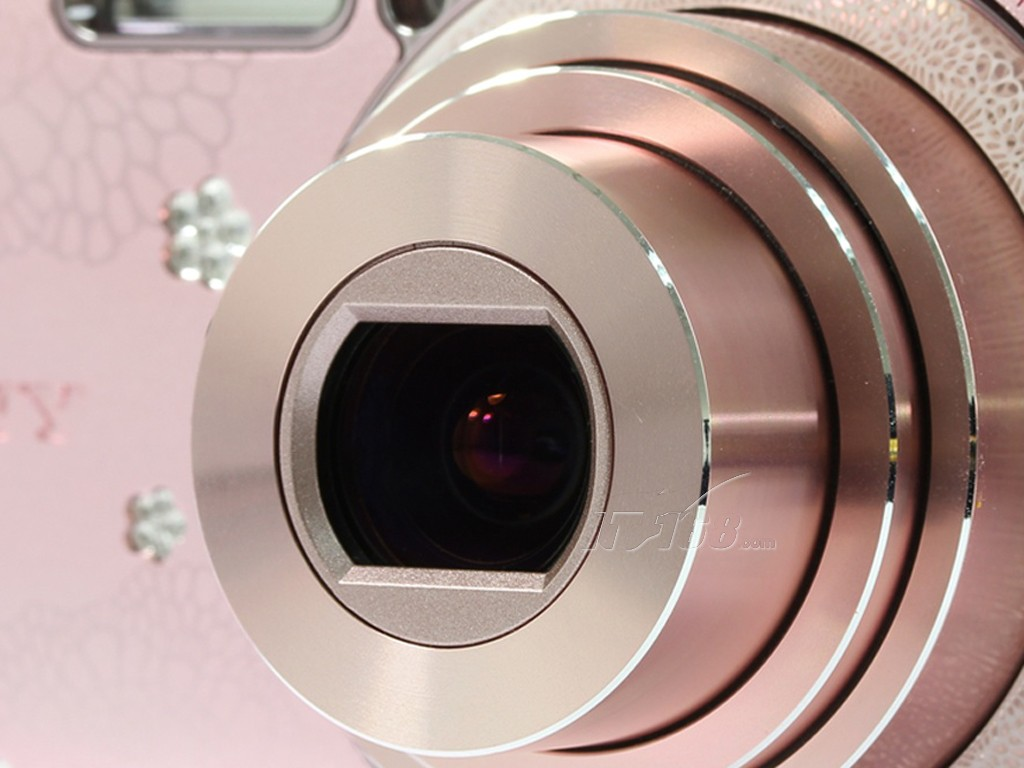 索尼w570d相机镜头图片素材-it168数码相机图片大全
