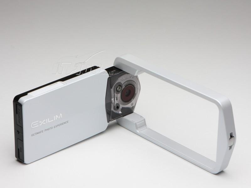 卡西欧tr100数码相机产品图片14素材-it168数码相机