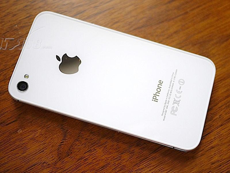 苹果iphone 4s背面 铃铛响彻万物炫目 圣诞节最心动的手机