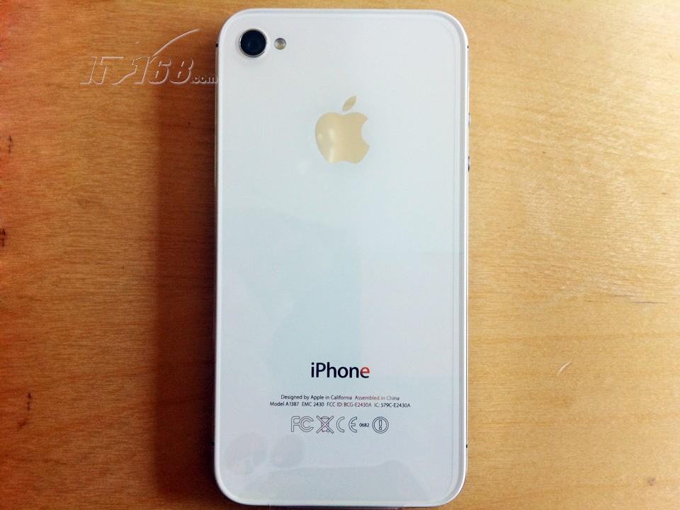 苹果iphone4s 64g(白色)手机产品图片23素材-it168