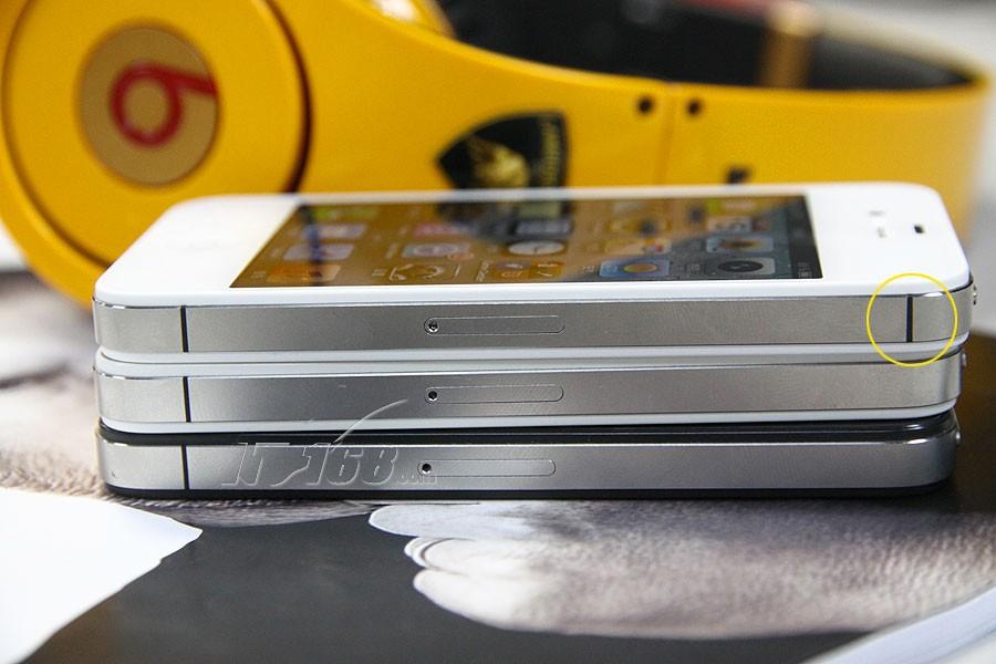 苹果iphone4s 16g对比图片6素材-it168手机图片大全