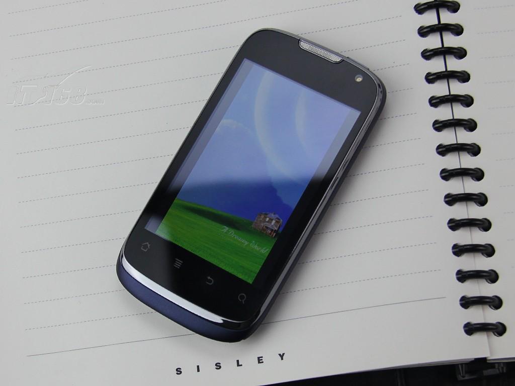 华为t8600正面图片素材-it168手机图片大全