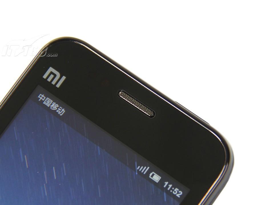 小米m1 联通版听筒图片素材-it168手机图片大全