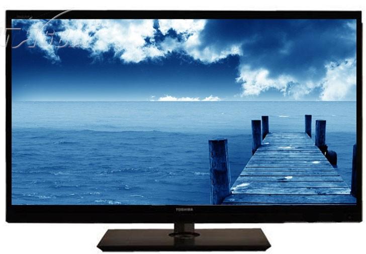 东芝40wd100c平板电视产品图片1素材-it168平板电视