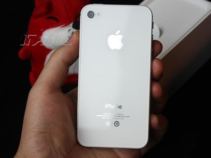 苹果iPhone4S16G国行版手机55素材-IT168手图片苹果v苹果软件图片