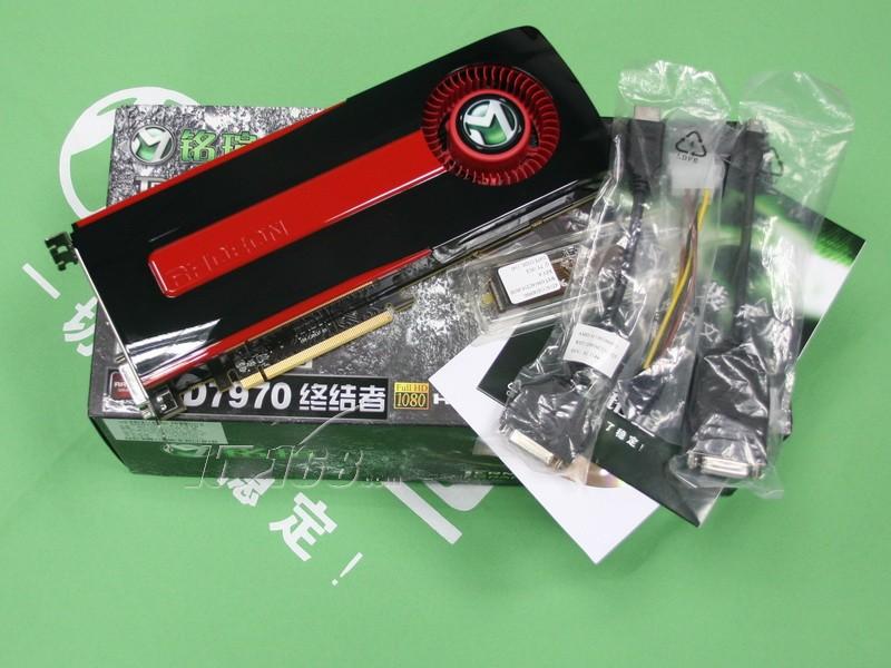 铭瑄HD7970终结者显卡产品图片7