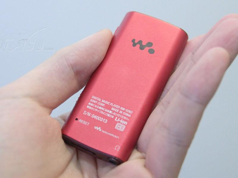 索尼NW E063 MP3产品图片9