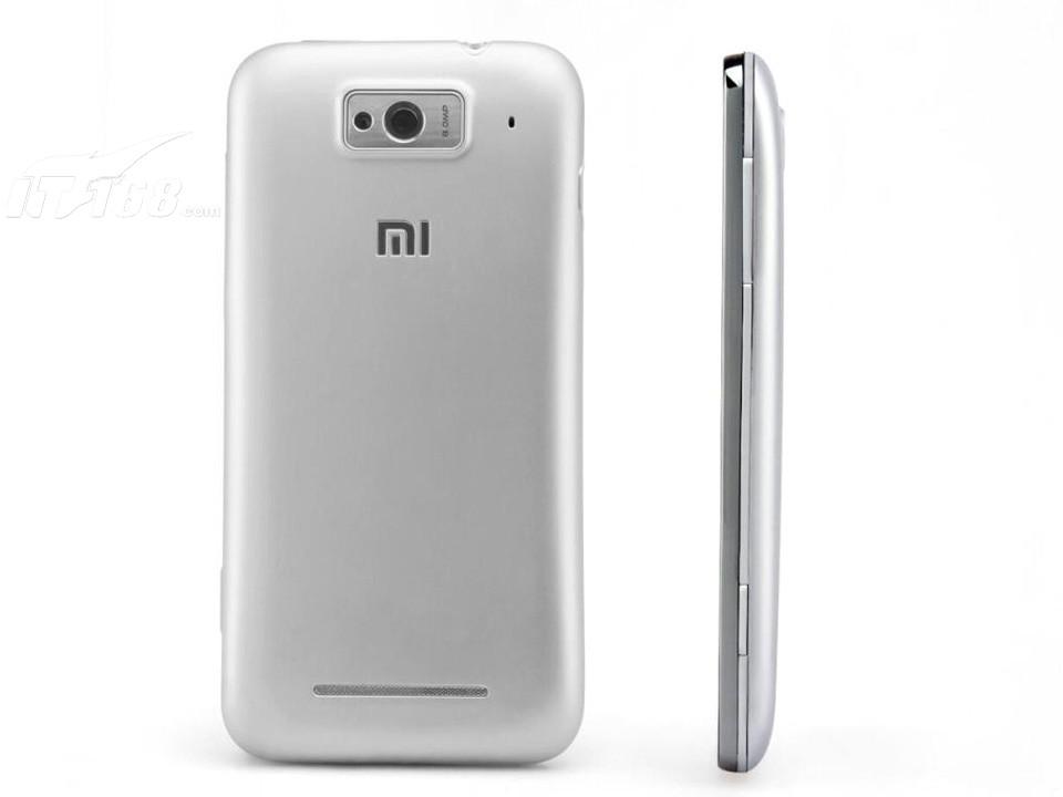 小米手机m1(电信版)银色图片2素材-it168手机