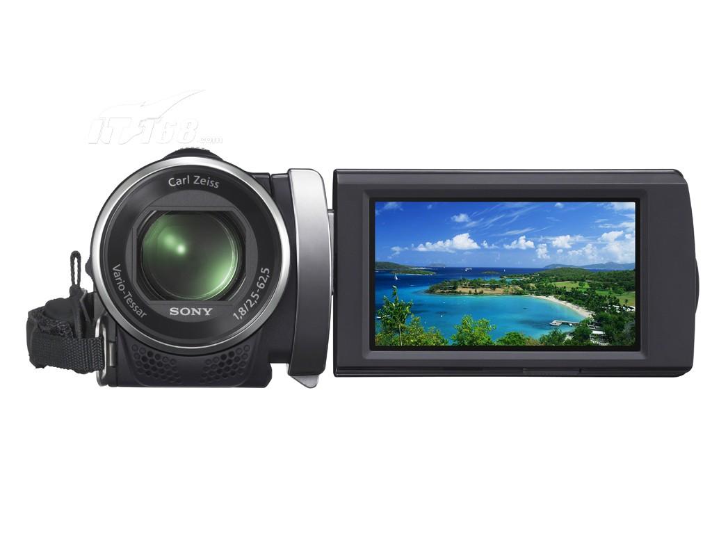 索尼hdr-pj200e摄像机产品图片19素材-it168摄像机