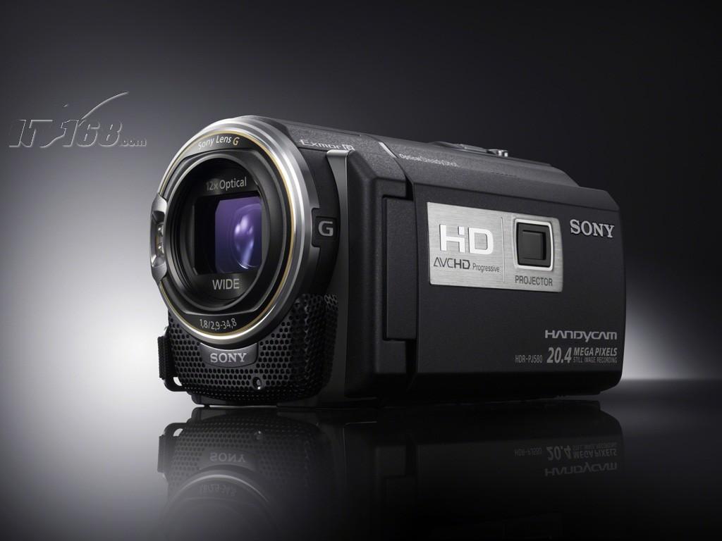 索尼HDR PJ580E效果图图片1