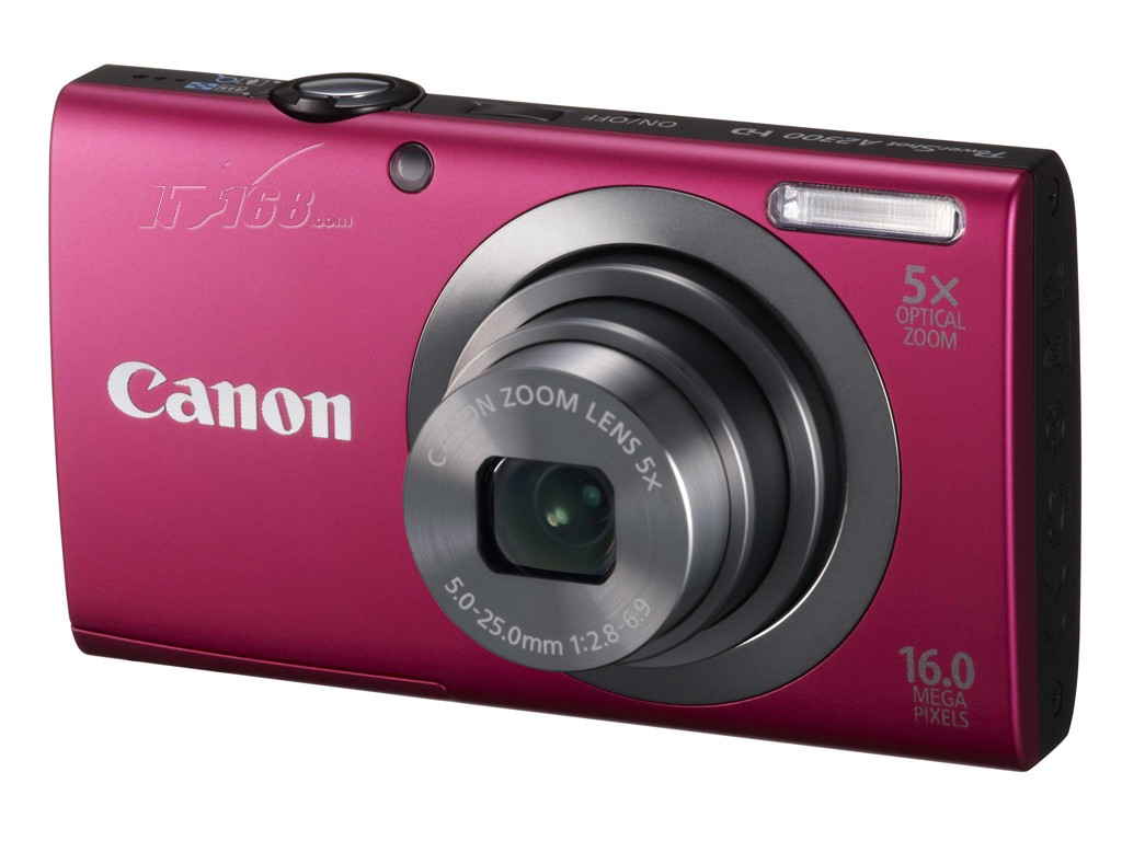 佳能a2300全部图片4素材-it168数码相机图片大全