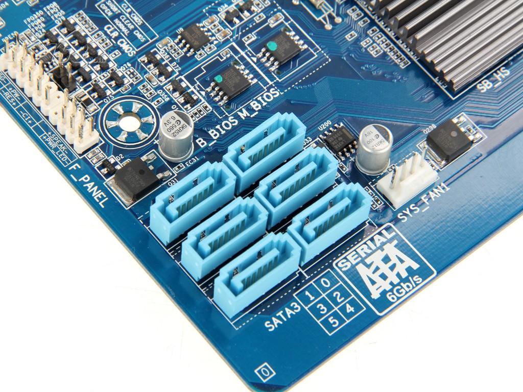 技嘉(GIGABYTE)970-Gaming主板 (AMD 970/Socket AM3+)配1060...