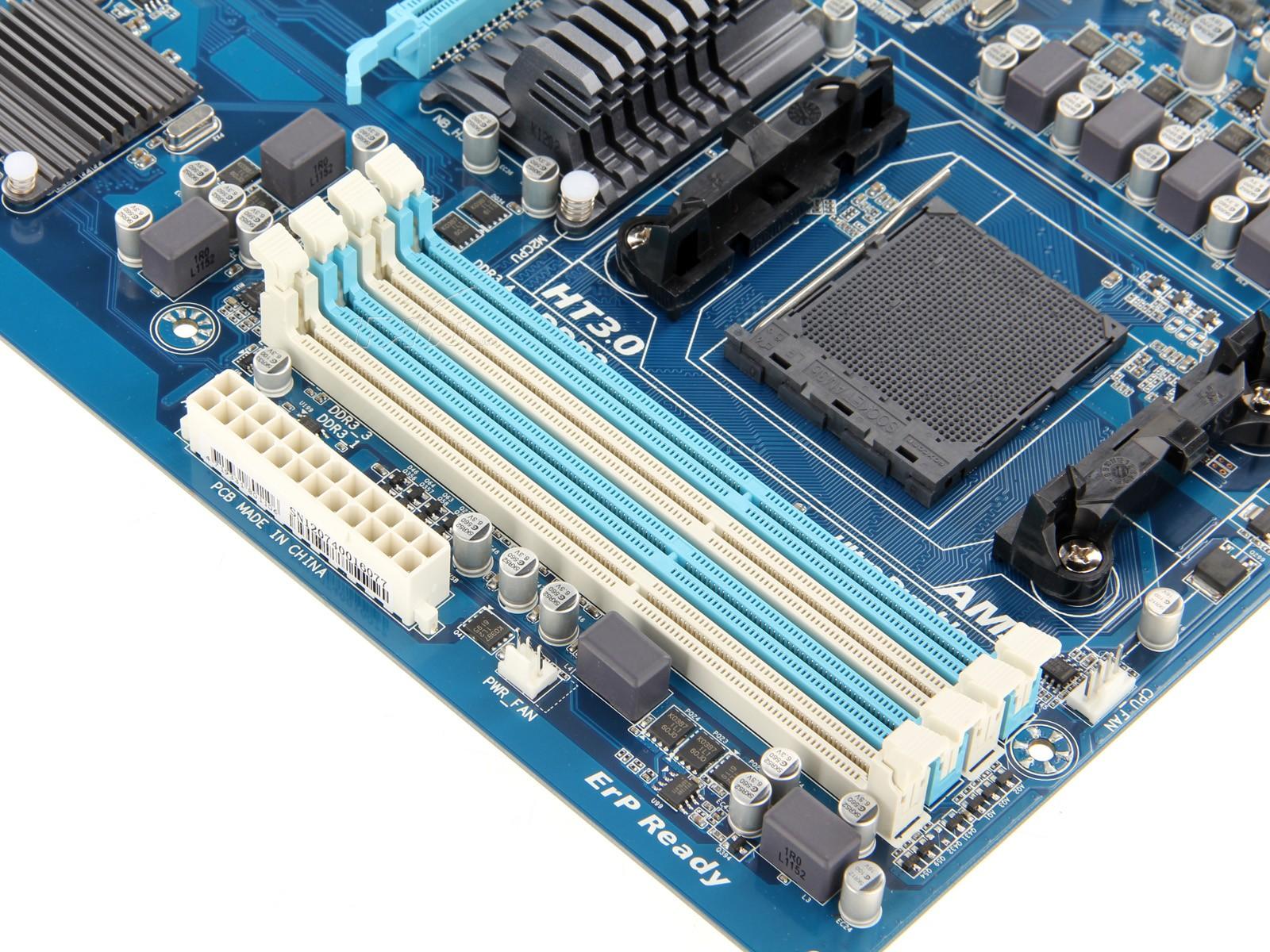 技嘉ga-970a-d3主板产品图片6