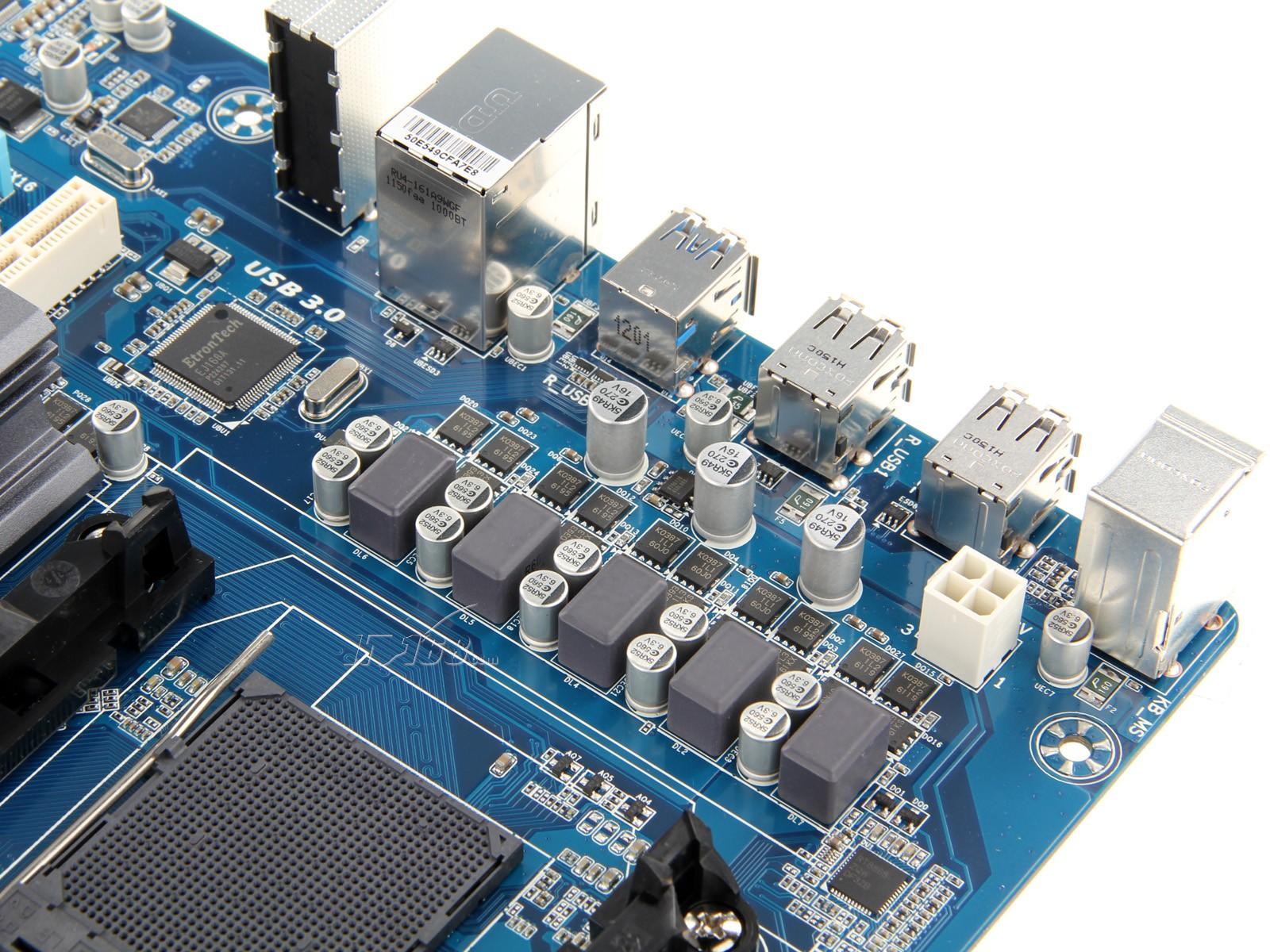 技嘉ga-970a-d3主板产品图片7