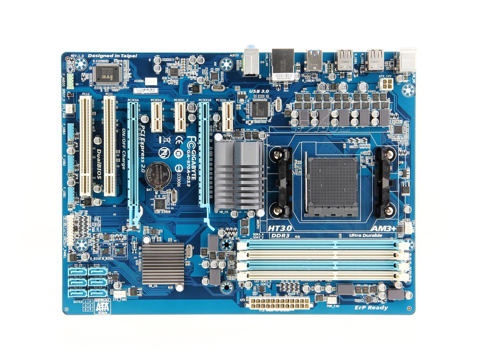 技嘉970主板配那款低功耗cpu?