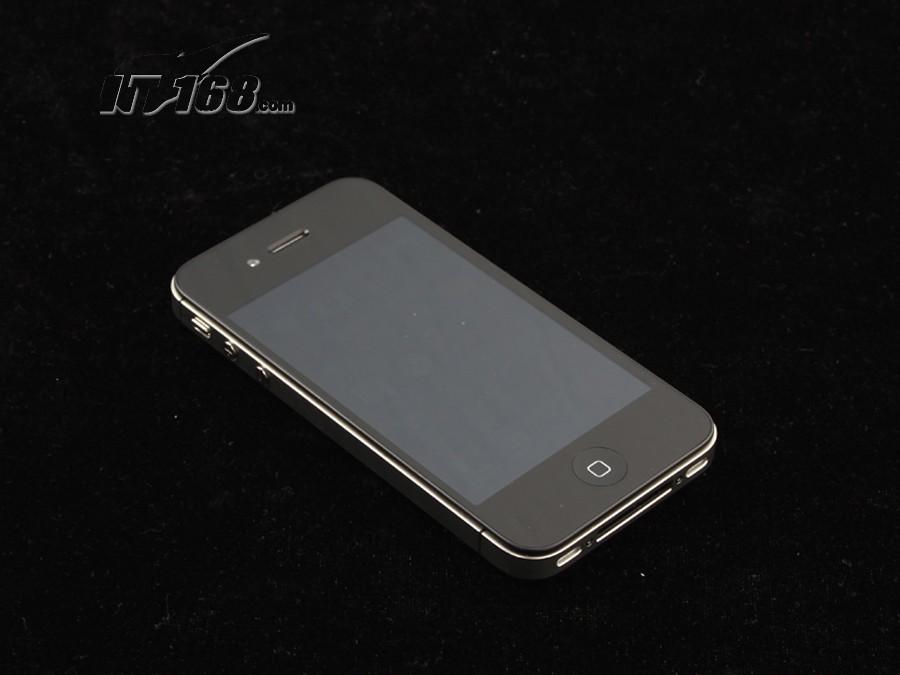 苹果iphone4s 32g(电信版)黑色图片1素材-it168手机