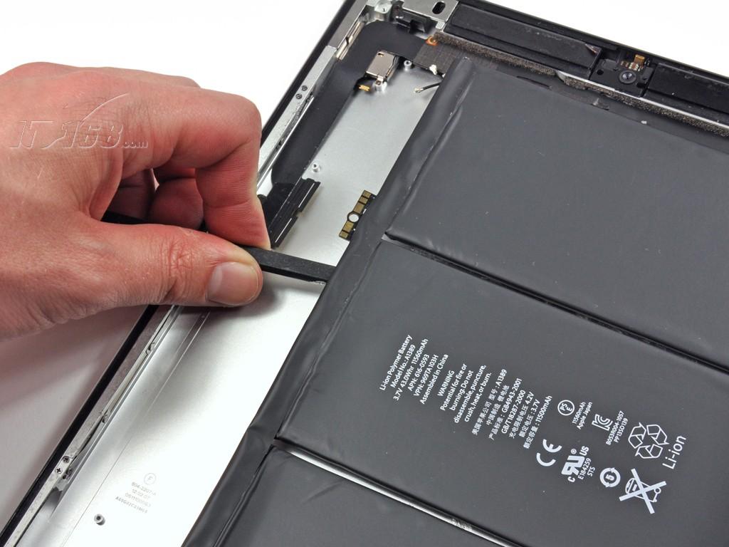 苹果新ipad(ipad3) 16gb拆机图片29素材-it168平板