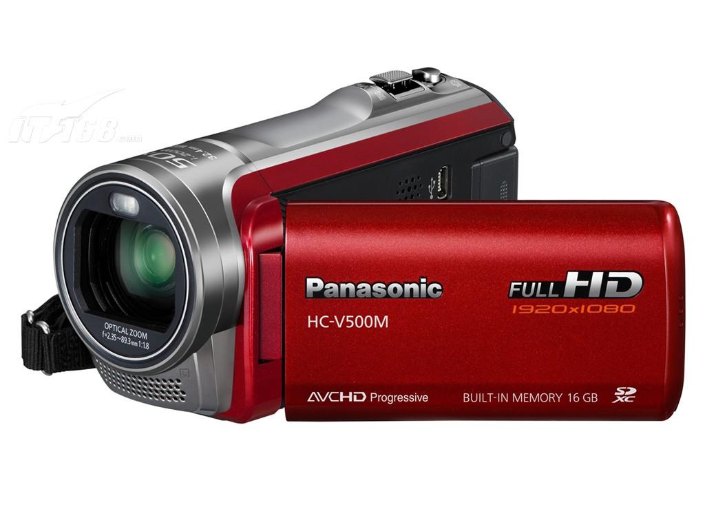 松下hc-v500mgk摄像机产品图片1素材-it168摄像机图片