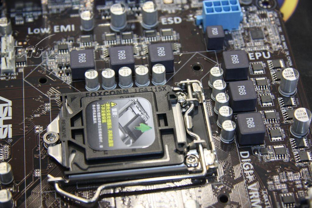 华硕p8z77-v lx主板产品图片7