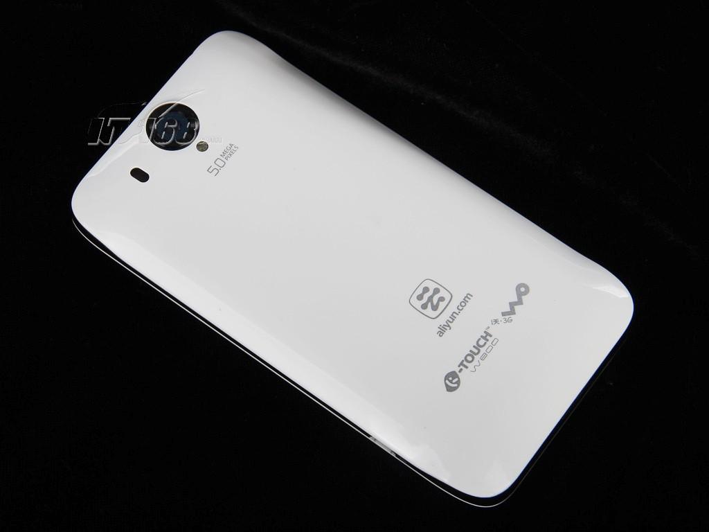天语w800背面图片素材-it168手机图片大全