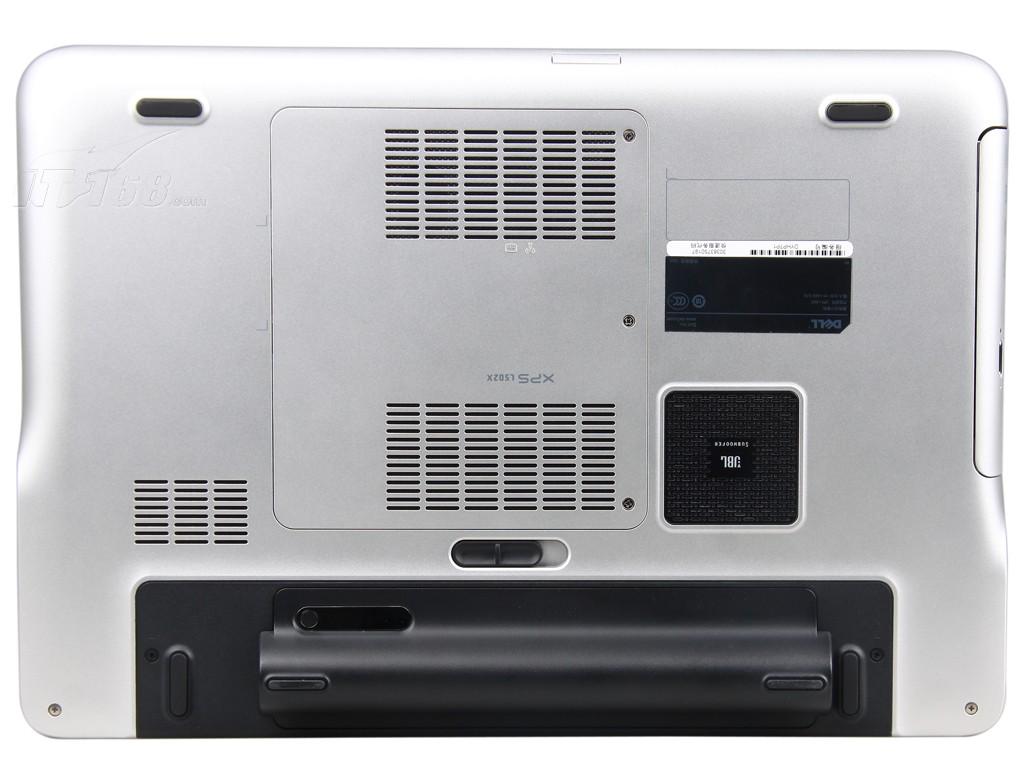 戴尔XPS 15 i7 3612QM 底部图片素材