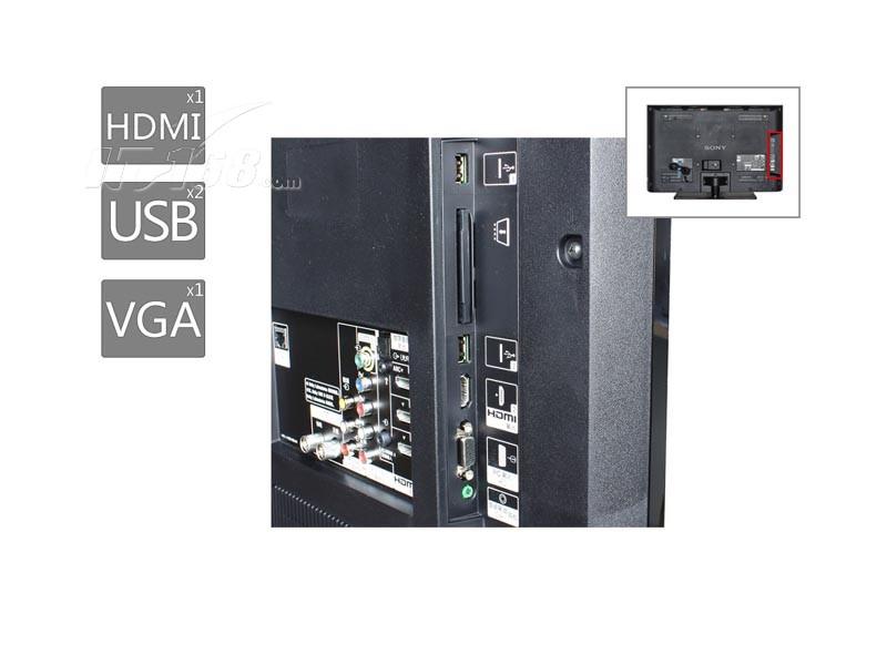 索尼kdl-40cx520评测图片5