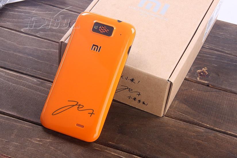 小米m1 (电信版)真机外观图片24素材-it168手机图片