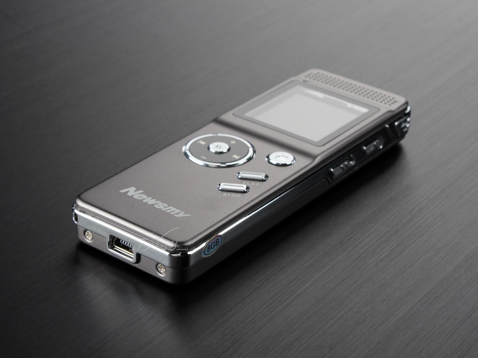 纽曼pd60 司法取证型(8g)录音笔产品图片5素材-it168