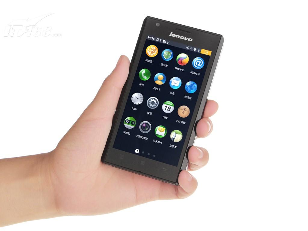 联想k800外观图片10素材-it168手机图片大全