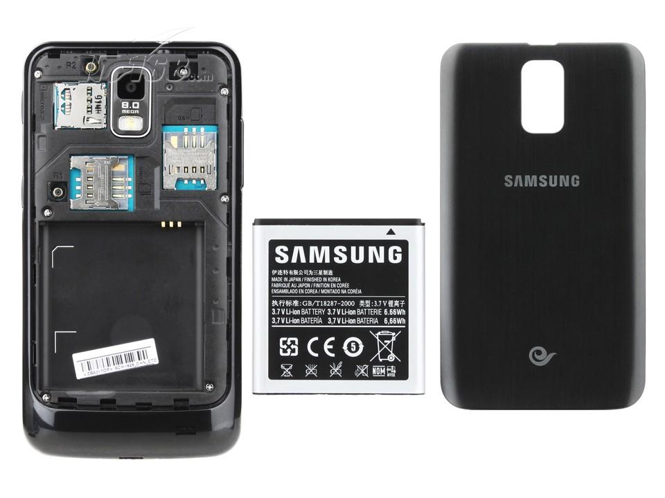 三星i929 白色电池仓图片