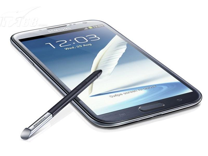 三星Note2 N7102 16G版3G手机(云石白)WCD