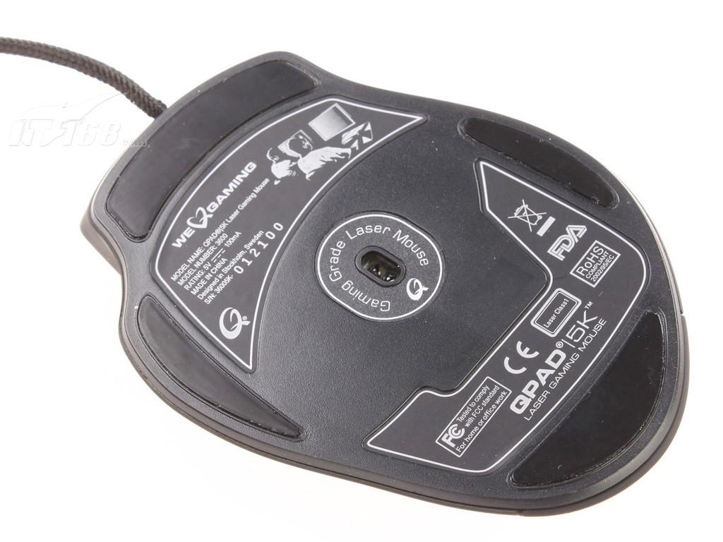 Qpad5K鼠标产品图片35素材 IT168鼠标图片大全