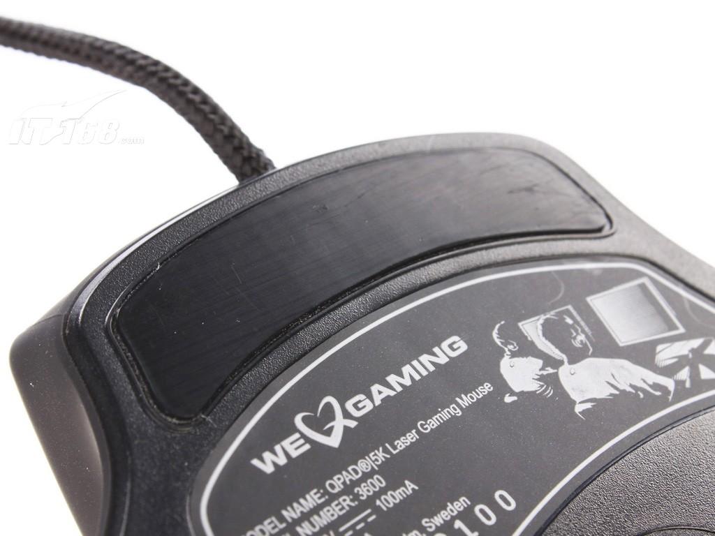 Qpad5K鼠标产品图片36素材 IT168鼠标图片大全