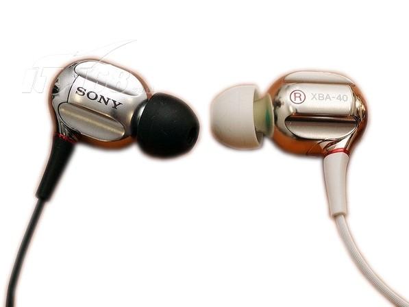 索尼xba-40耳机产品图片1素材-it168耳机图片大全