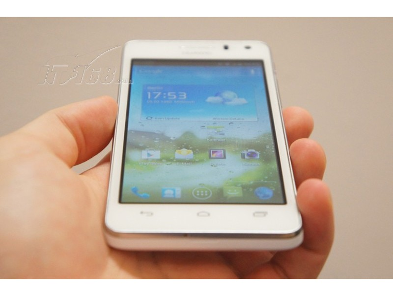 华为荣耀+ u8950d 白色手机产