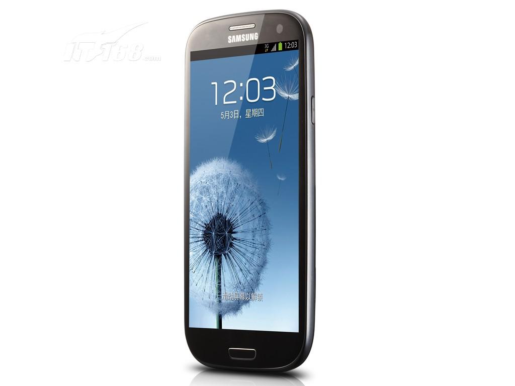 三星galaxy s3 i9300 16g联通3g手机(青玉蓝)wcdma/gsm欧版黑色图片6