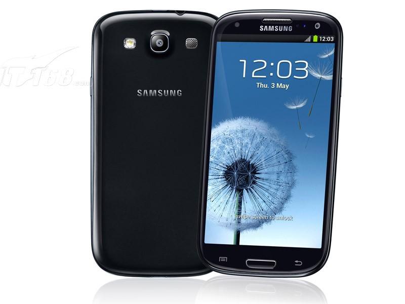 三星galaxy s3 i9300 16g联通3g手机(青玉蓝)wcdma/gsm欧版黑色图片8