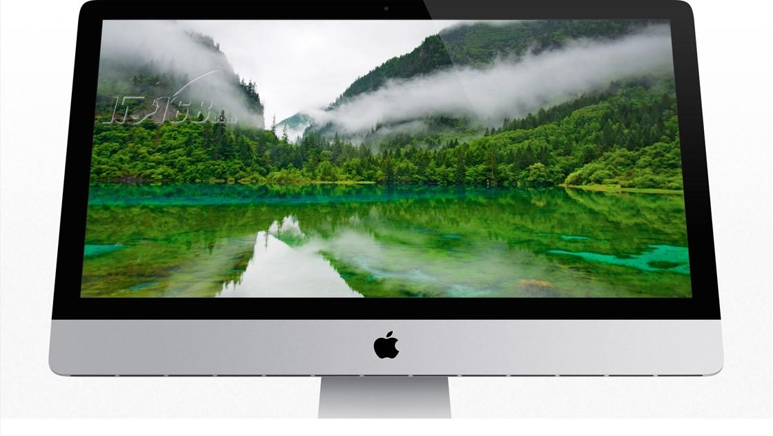 苹果imac(md093ch/a)一体电脑产品图片6素材-it168