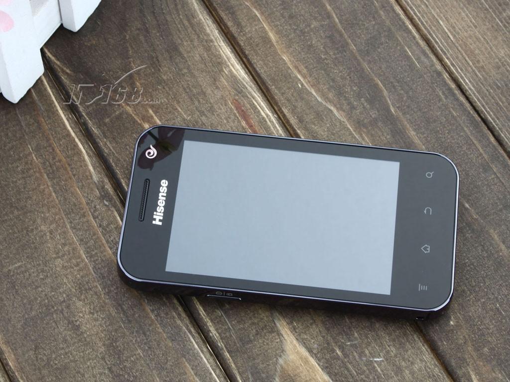 海信e860 电信版手机产品图片3素材-it168手机图片大全