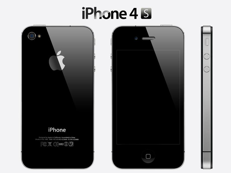 苹果iPhone4S 联通版3G 白色 全部图片13素材图片