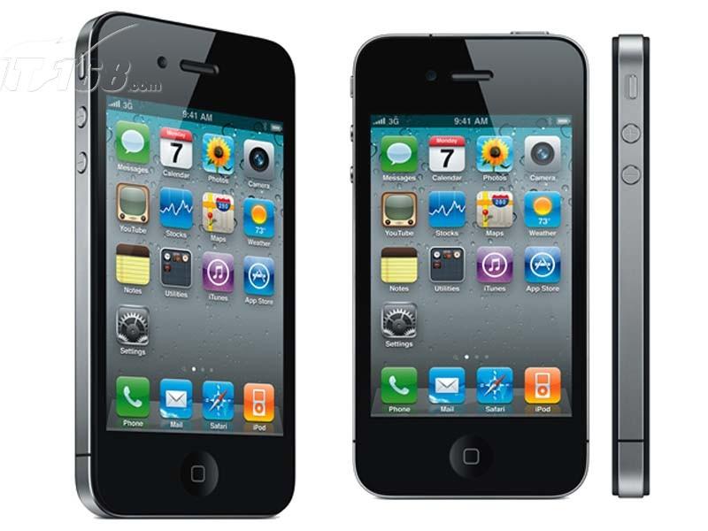 苹果iPhone4S 64G 白色 全部图片3素材图片