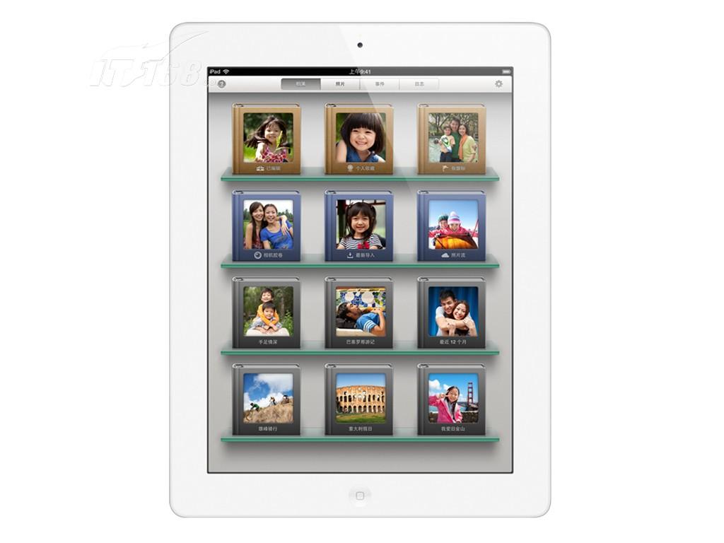 苹果ipad4 3g版 16gb全部图片9素材-it168平板电脑