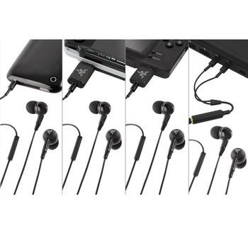 雷蛇虎鳗黑升级版 moray  入耳式游戏耳塞产品图片4