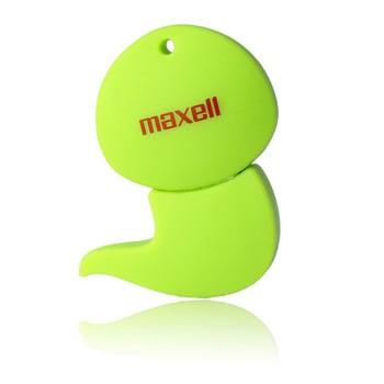 麦克赛尔(maxell) 麦小青 可爱蛇 32g u盘 绿色产品图片2