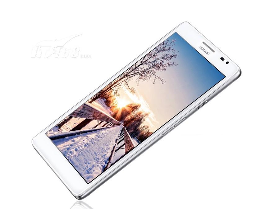 华为Mate RAM版联通3G手机 黑色 WCDMA GSM非合约机全部图片14素材